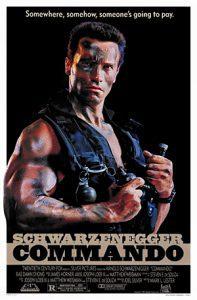 Commando movie poster