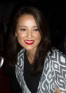 Julie Estelle portrays Rika in 'Headshot'