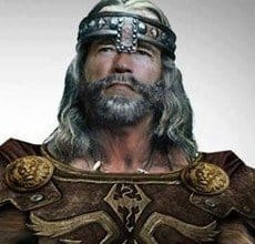 arnold is set to star in The Legend of Conan