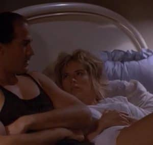 sharon stone is sara toscani in above the law