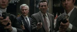 bad guys in an action movie