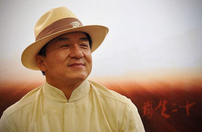 jackie chan will play in 'Ex-Baghdd'
