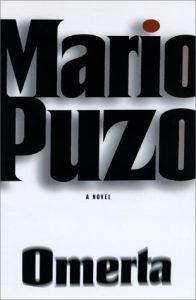 Mario Puzzo Omerta book cover