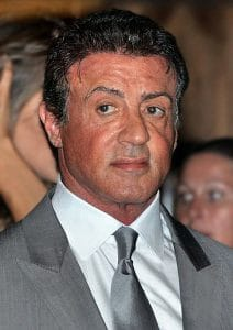 Photo ofSylvester Stallone