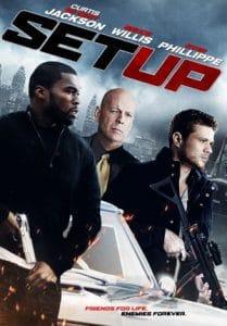 bruce willis in the movie 'Setup'