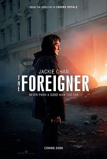 Jackie Chan in 'The Foreigner': Meet the Serious Chan and an Evil Brosnan