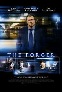 john travolta in 'The Forger'
