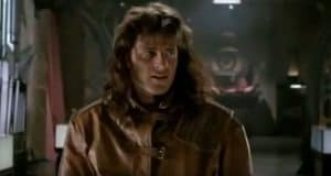 costas mandylor in fist of the north star action movie