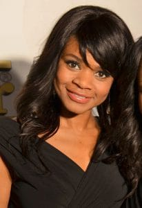 kimberly elise will play a detective in Death Wish