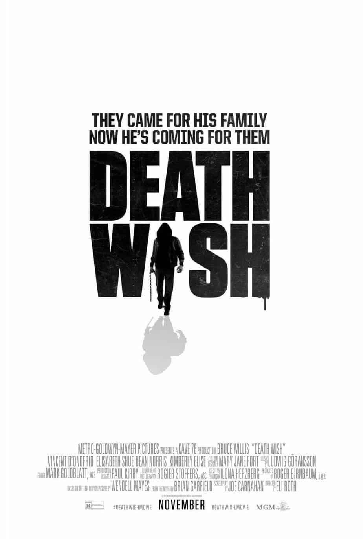 Bruce Willis in 'Death Wish' – Prepare for a Fun And Clichéd Vigilante Story