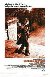 the original death wish movie from 1974 starring charles bronson