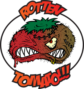 a rotten tomato means a bad movie
