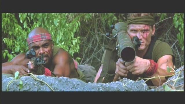 Dolph Lundgren in 'Men of War' | A Bloody Mayhem In The