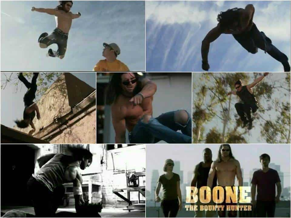 scenes from boone the bounty hunter