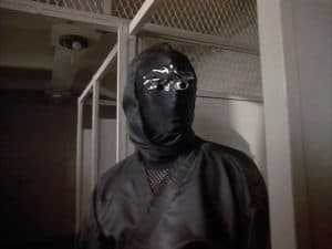the bad evil ninja