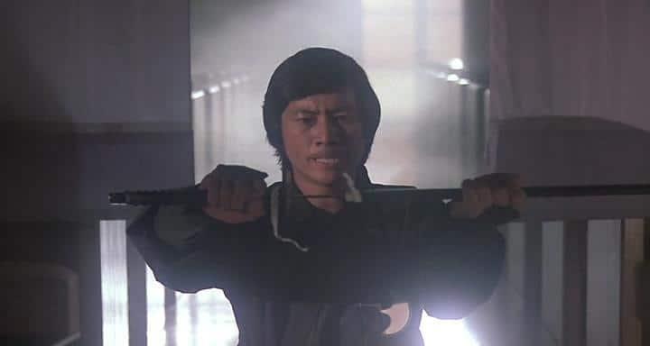 sho kosugi in revenge of the ninja